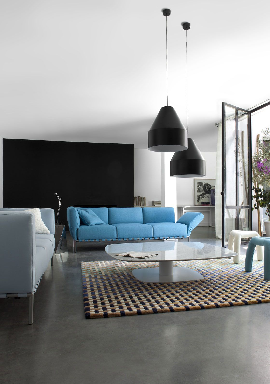 Alster Low Table Designed By Emmanuel Trich For Ligne Roset Available At Linea Inc Modern Furniture Los Angeles Info Modernhome