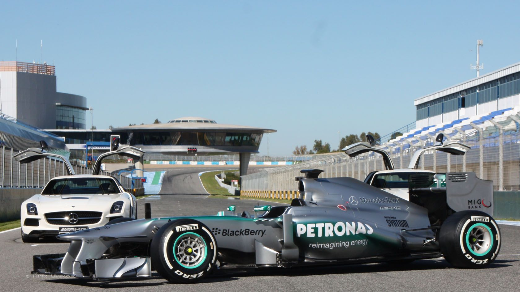 Image rights and ownership are of the Mercedes AMG Formula