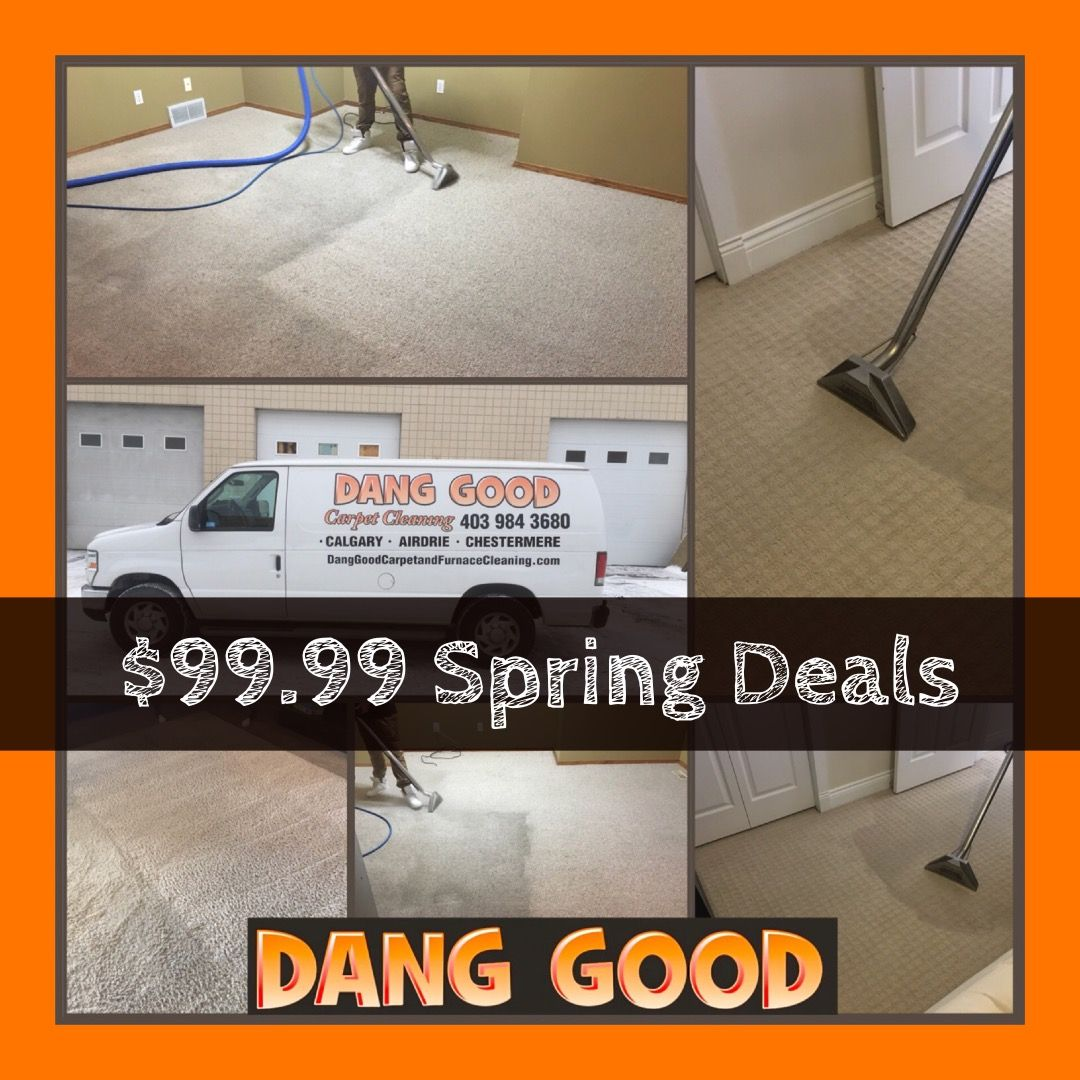 8 Amazing Carpet Cleaning Deals And Furnace Cleaning Deals