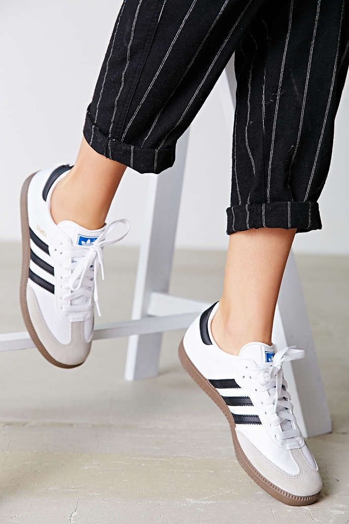 Schuhe Originals Adidas Samba Damen SneakerOutfit eDH29WIEY