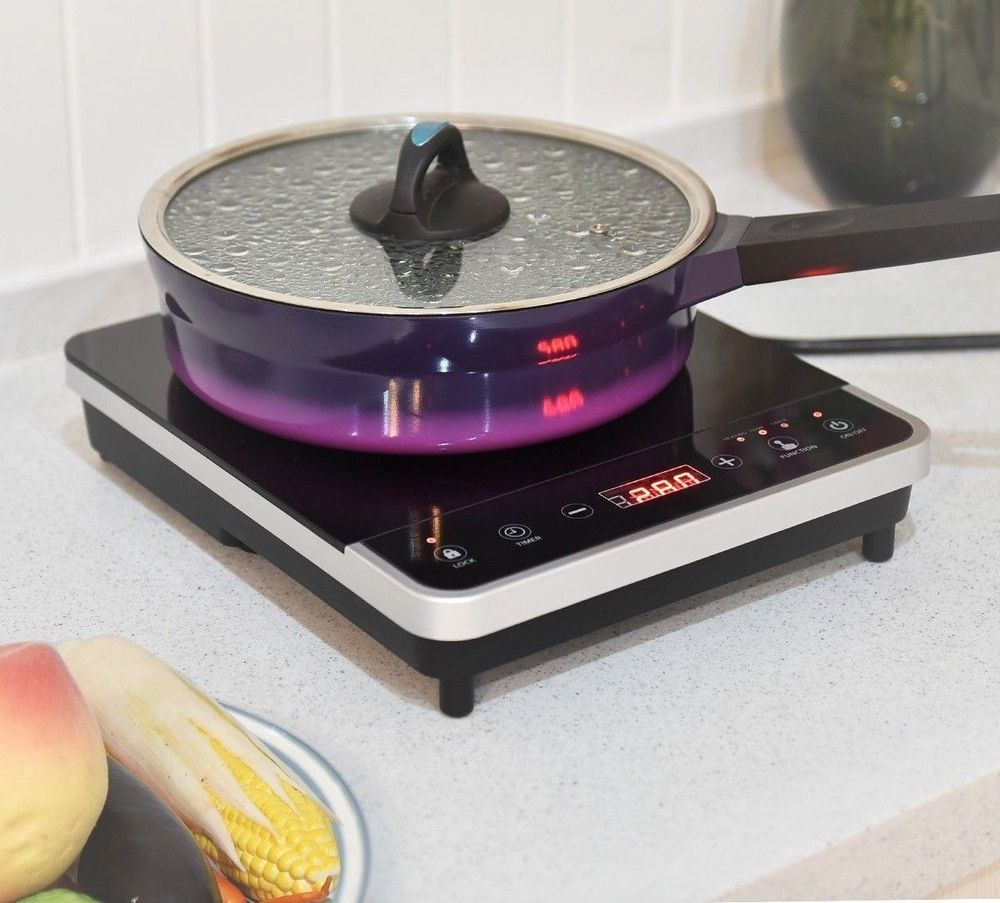 Single Burner Electric Stove Portable Single Burners Hot Plates Cooking  Buffet