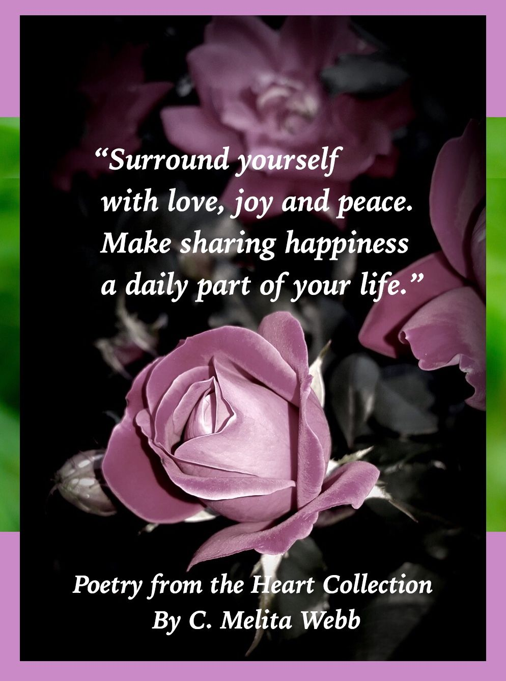 Surround Yourself With Love Joy And Peace Love Joy Peace Peace Love Happiness Peace Peace And Love