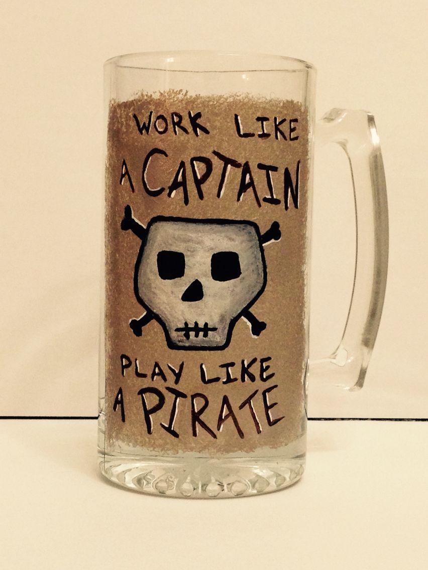 Work like a Captain!! http