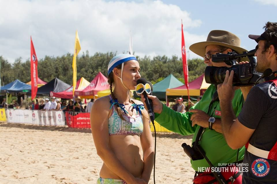 open state | sportswomen | elly graf | surf life saving nsw | winner | beachie | elouera | sports massage | shire massage therapy | sutherland shire | cronulla
