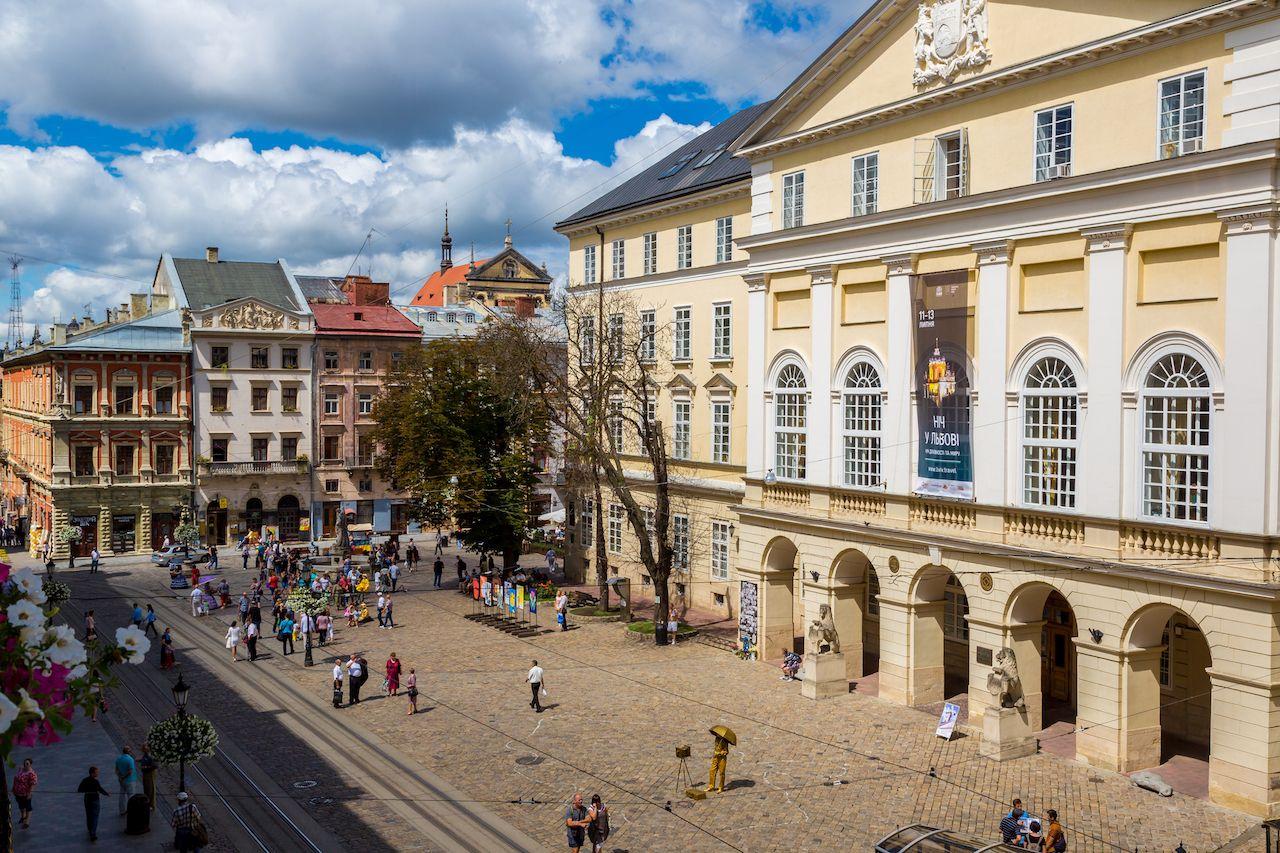 """Результат пошуку зображень за запитом """"lviv center"""""""