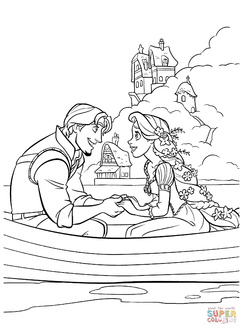 Tangled Coloring Pages Girls Tangled Coloring Pages Rapunzel Coloring Pages Disney Coloring Pages