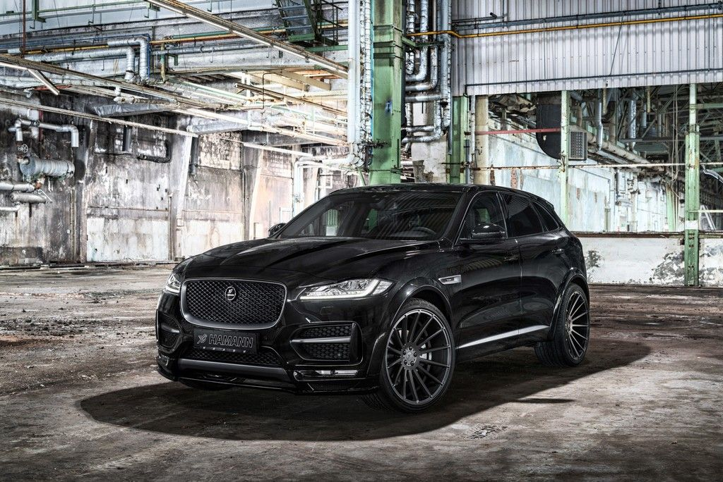 2017 Jaguar F Pace Black Luxury Car Wallpaper With Images