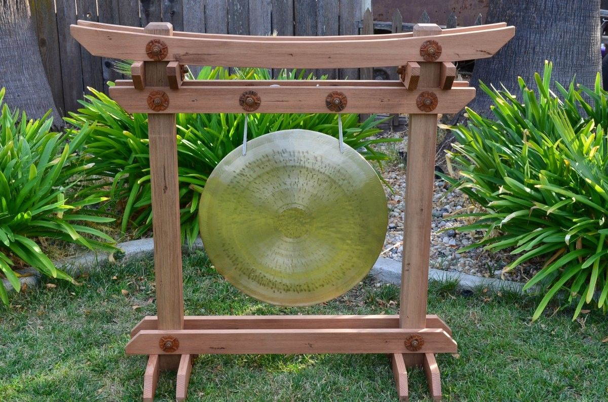 Gong Stand Designs : Gongs for sale gong mallets stand the shop