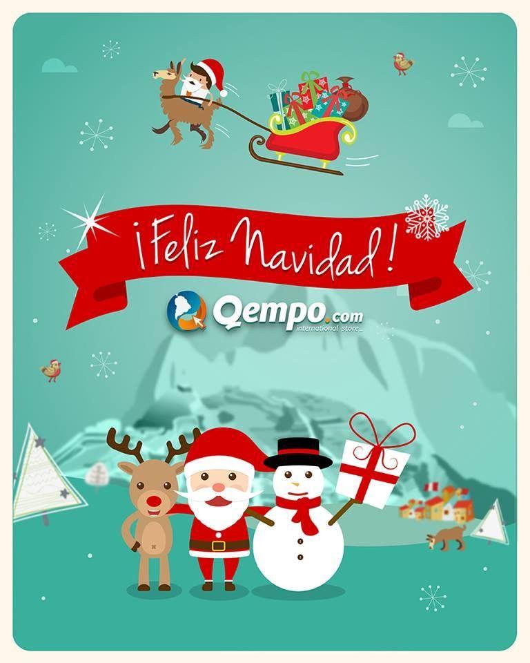 Qempo te desea una Feliz Navidad  http://www.qempo.com/