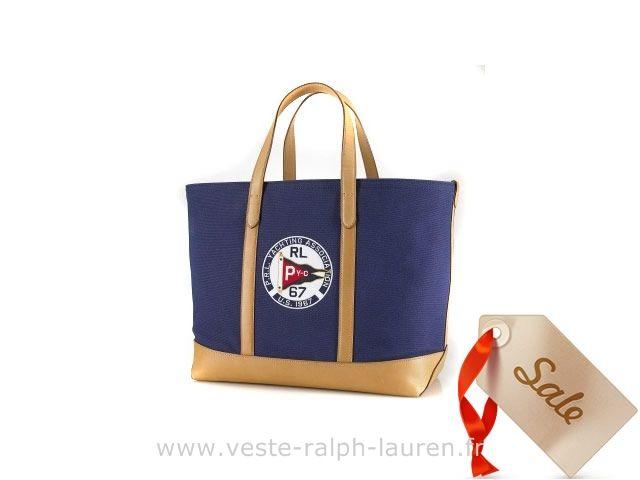 boutique Ralph Lauren sac mode sacoche loisir hot blue Ralph Lauren Sac  Homme