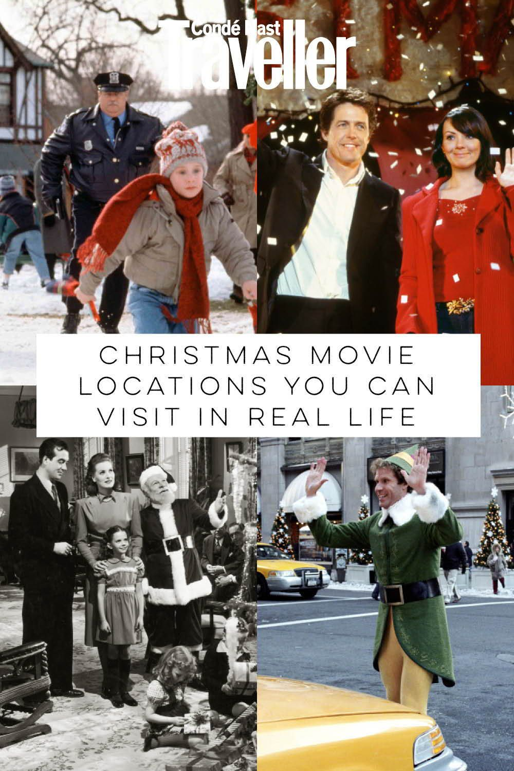 Christmas movie locations you can visit in real life   Filming locations, Christmas movies, Real ...