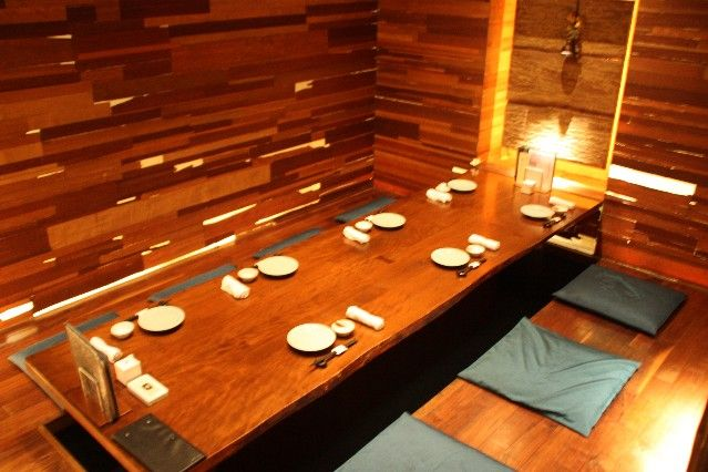 Traditional Japanese Dining Experience Served Table Side Or Sushi