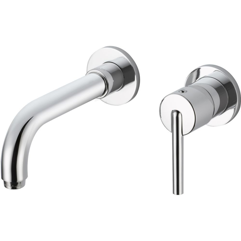 Delta Faucet T3559lf Wl Trinsic Polished Chrome Wall Mount