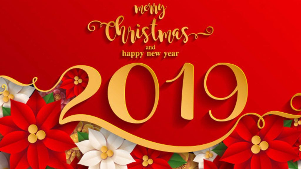 Merry Christmas and Happy New Year 2019 Quotes, Wishes