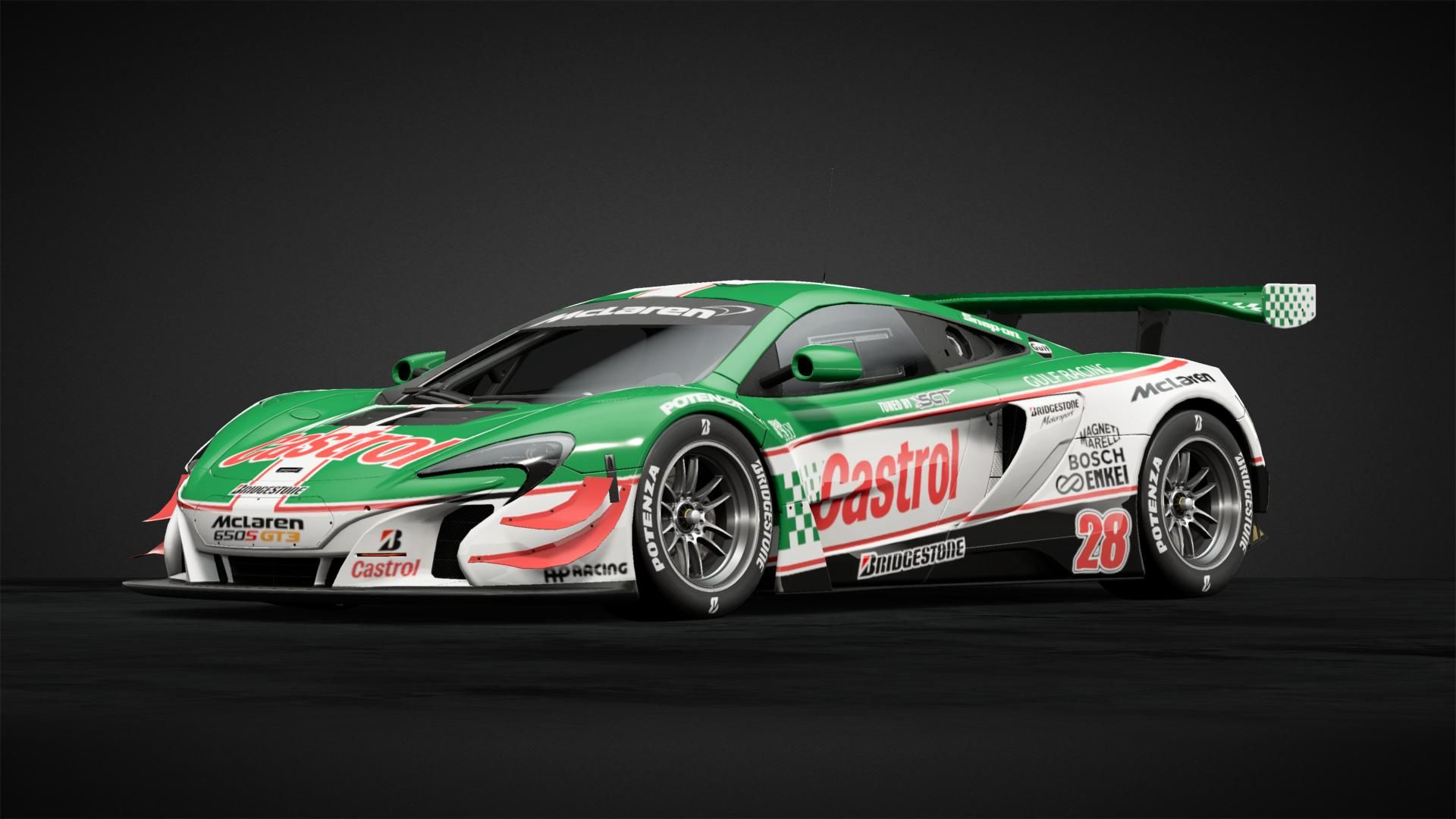Gran Turismo Sport Cars >> Castrol Mclaren 650s Gr3 Car Livery By Jeremy6strings