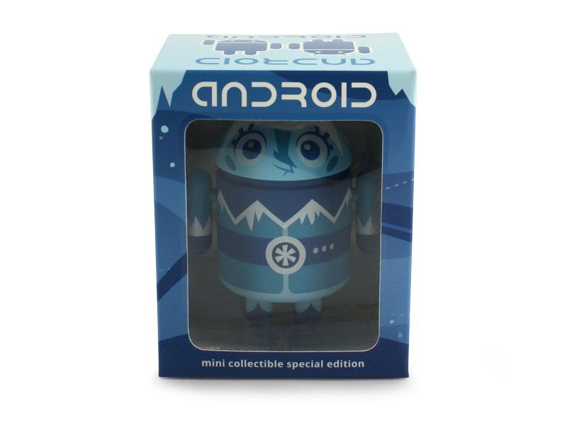 Android Mini Special Edition - Frankie Frost - Dead Zebra, Inc Shop