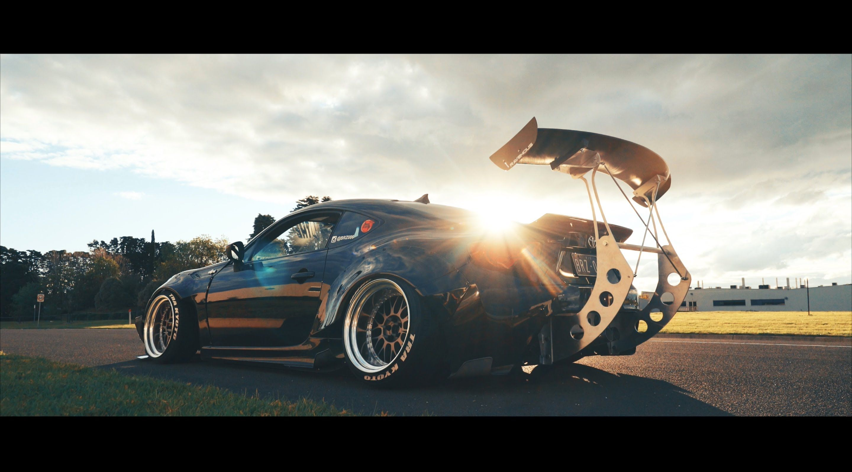 Jake S Rocket Bunny Gt86 4k Car Culture Car Drifting Cars
