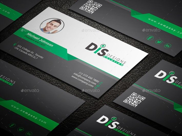 10 Best Business Card Design Ideas | Gig Poster Design | Print ...