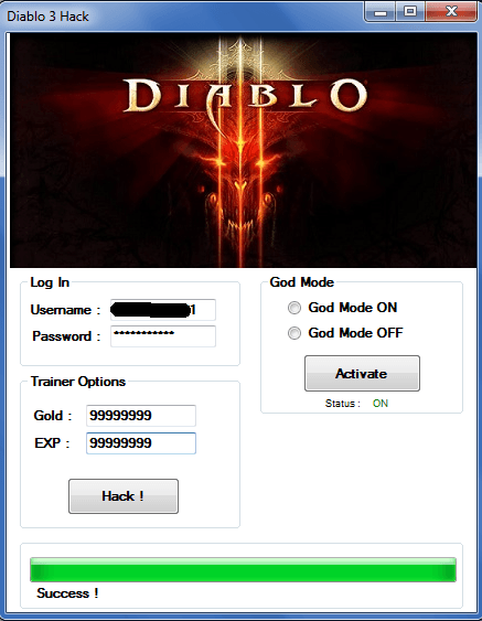 Diablo 3 hack and keygen download | hack | pinterest | hacks.