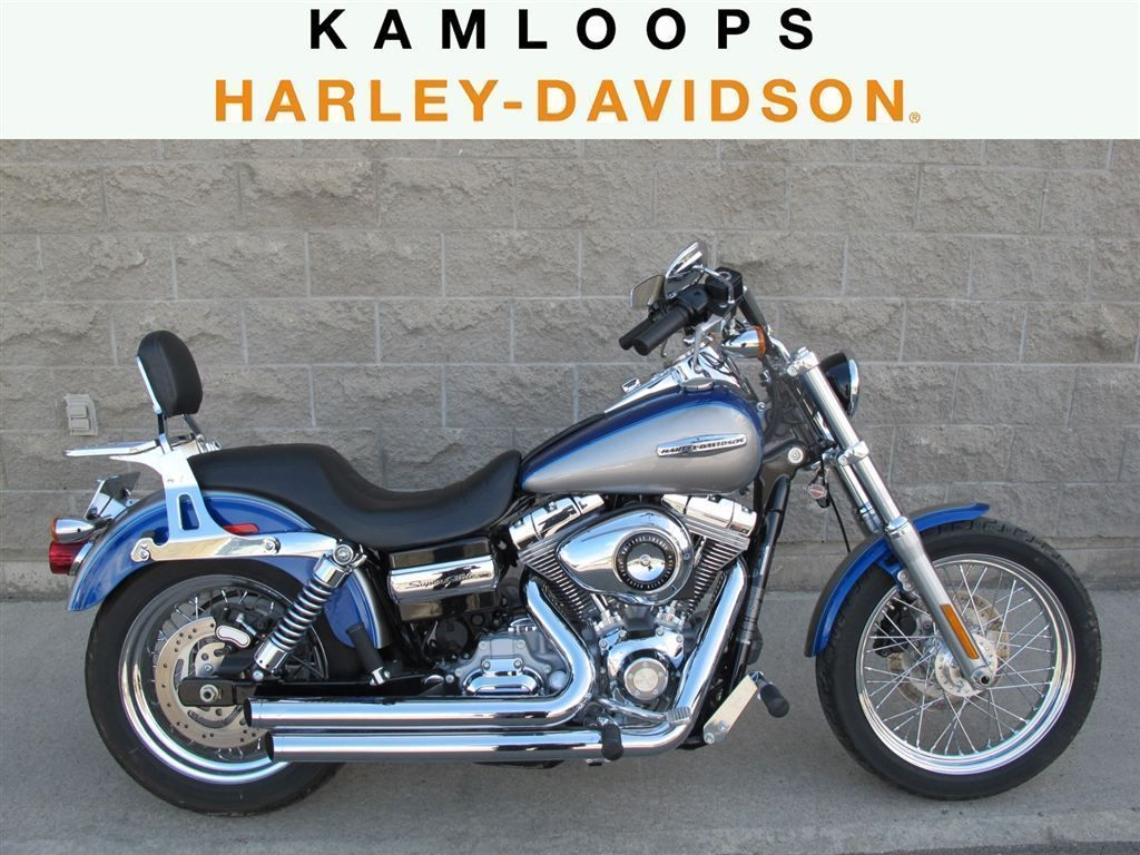 2009 Harley Davidson Fxdc Dyna Super Glide Custom Motorcycle Canavarlar