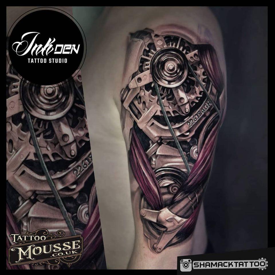 Sleeve Started Tatuajes