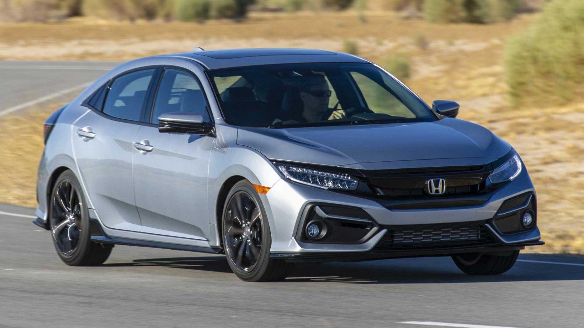 2020 Honda Civic Hybrid Release in 2020 Honda civic