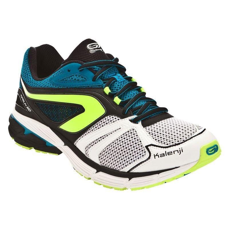 Chaussures running homme Kiprun MD pronation bleu Blue