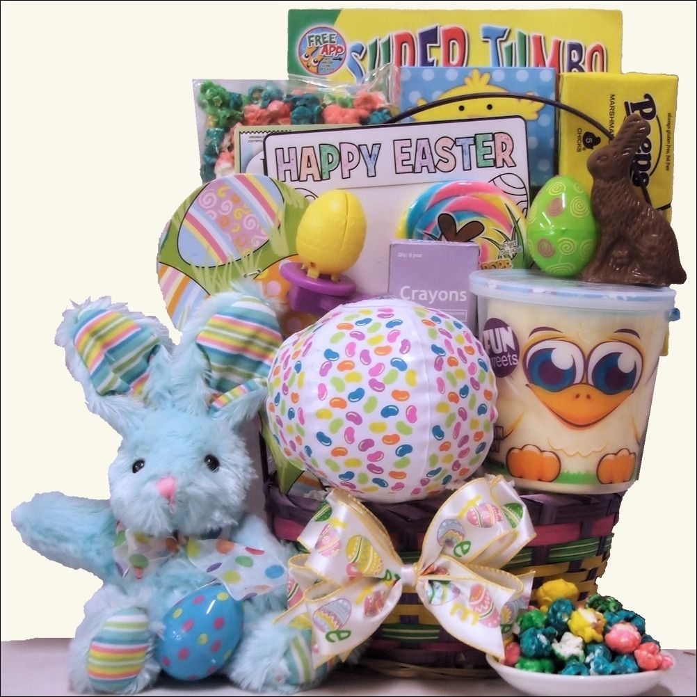 Hoppin easter fun easter basket for boys ages 3 5 years old hoppin easter fun easter basket for boys ages 3 5 years old negle Choice Image