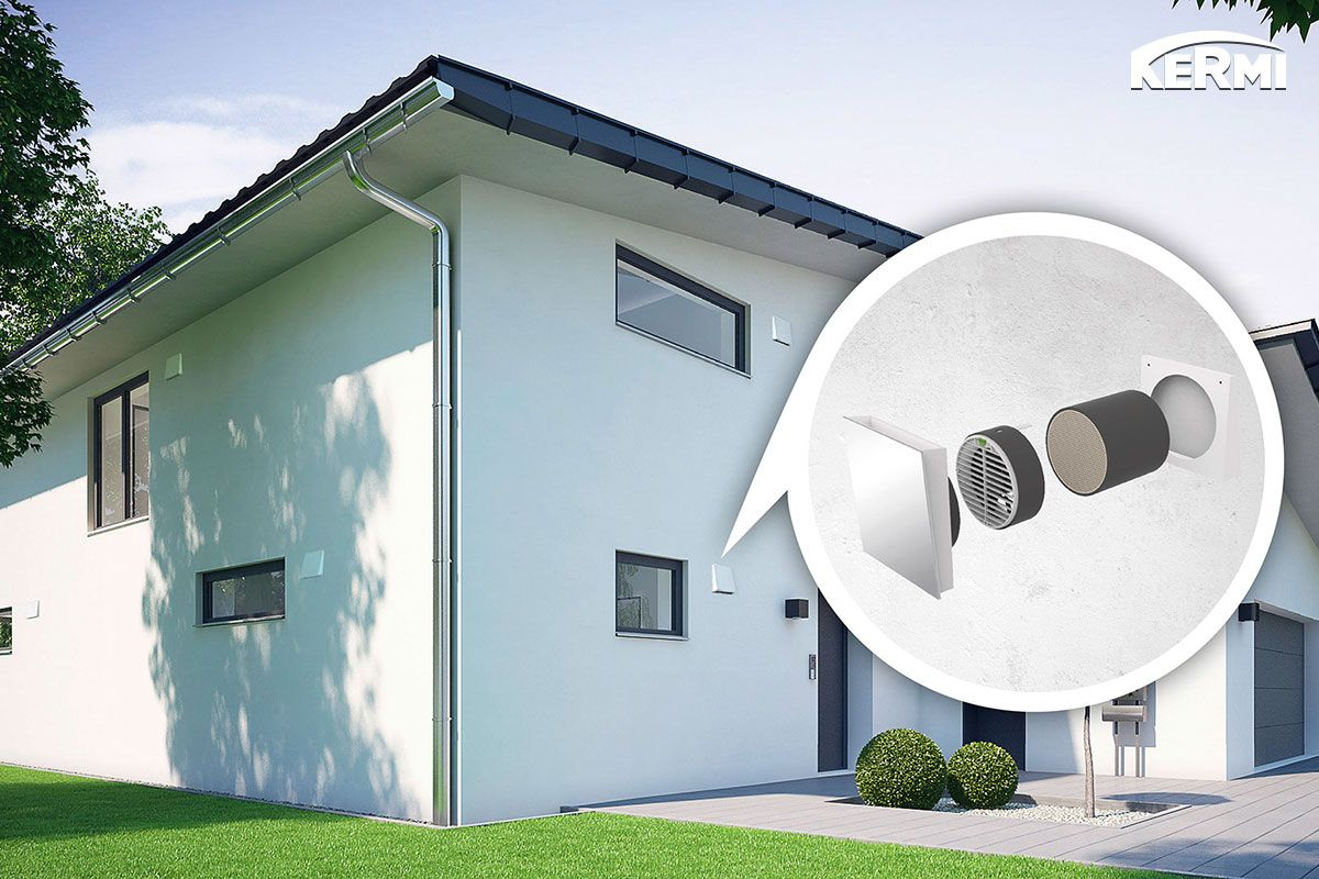 Wohnraumluftung Luftung Schimmel Im Haus Haustechnik