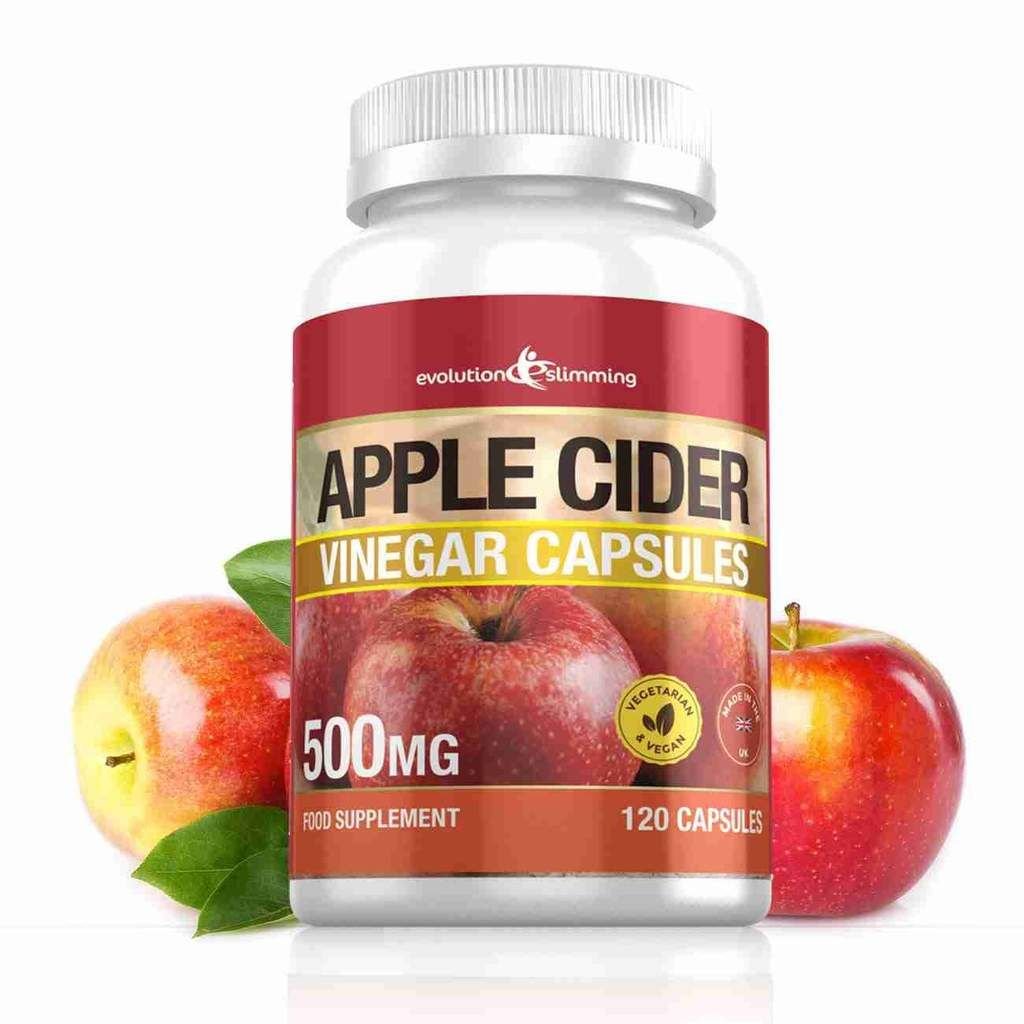 All of the benefits of apple cider vinegar pills come