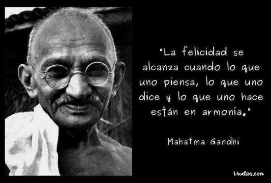 Mensajes De Mahatma Gandhi De Todo Pinterest Gandhi Mahatma