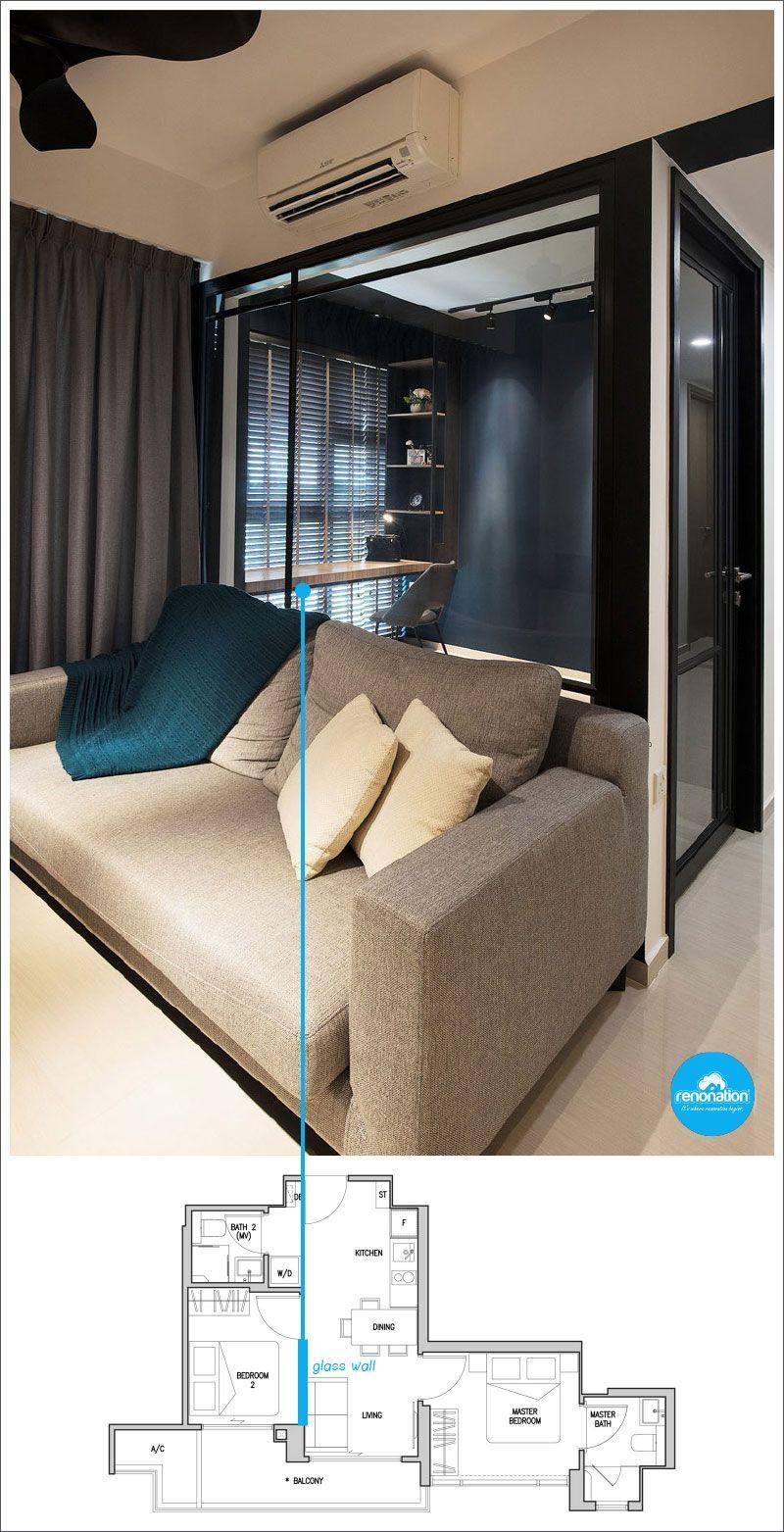 2 Bedroom Condo Unit Design Condo Interior Condo Interior Design Condo Interior Design Small