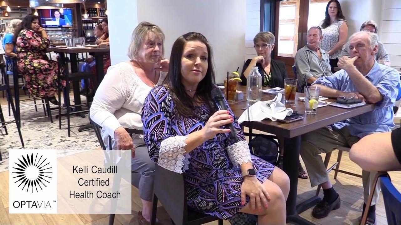 Health Coach Maryland Kelli Caudill North Beach