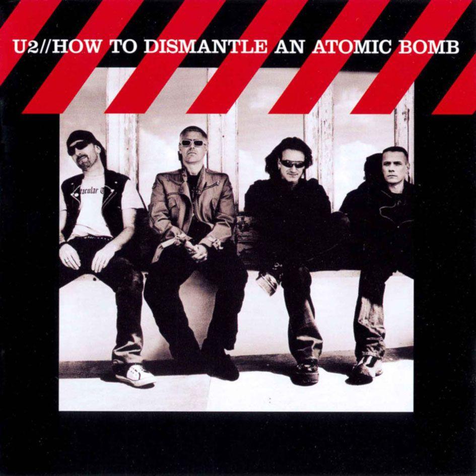 How to Dismantle an Atomic Bomb è l'undicesimo album studio degli U2, pubblicato il 22 novembre 2004. Nel 2006 vinse i Grammy Award come miglior album dell'anno e miglior album rock dell'anno.   Data di uscita: 17 novembre 2004 Artista: U2 Premi: Grammy Award all'album dell'anno, Grammy Award al miglior album rock