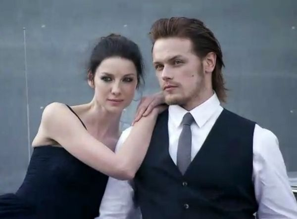 Pin by Desiree Luft on Just Sam & Cait   Outlander