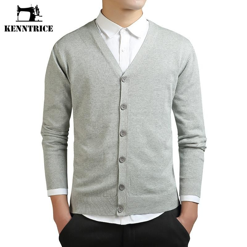 Kenntrice 2016 Warm Winter Sweater Men Cashmere Cardigan Sweaters ...