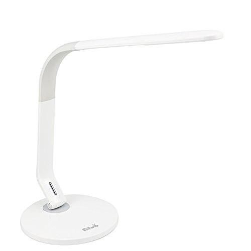 Putwo La C308 Dimmable Led Desk Lamp Touch Sensitive Control Eye Caring Table Lamp Stepless Brightness Dayli Led Desk Lamp Lamp Beautiful Floor Lamps