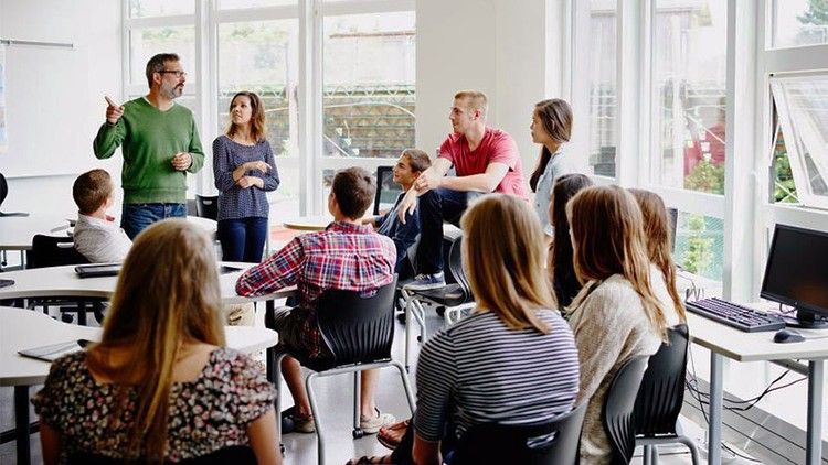 Teaching Adults in the 21st Century, Introductory course