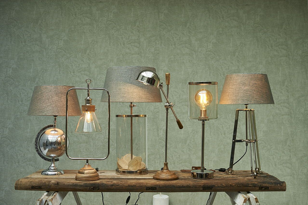 Table Lamps Add Extra Atmosphere And Light With A Beautiful