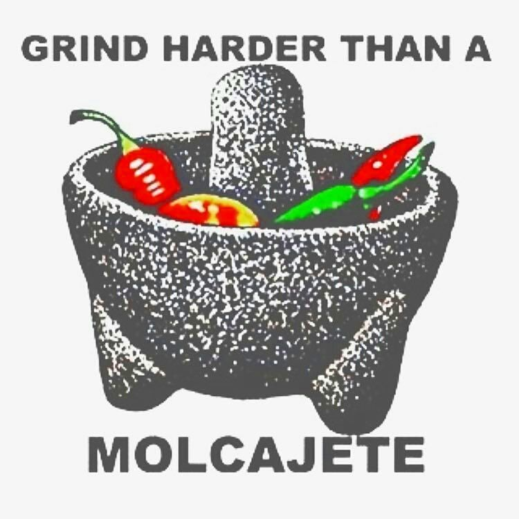 cf3690d6e Happy Monday! repost from @twisted4sugar Happy Monday y'all! Here's to  those #grinding harder than a #molcajete #newweek #grindcontinues  #smallbusiness # ...