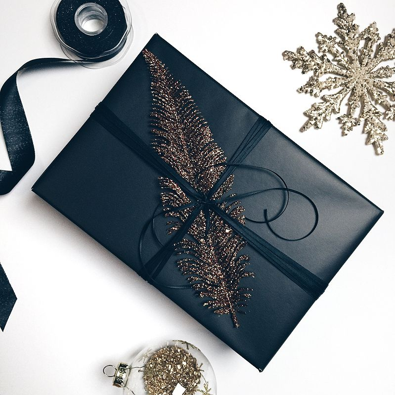 Elegant gift wrapping ideas for Christmas, birthdays or any other occasion.  4 beautiful ways to wrap gifts this holiday season. - Elegant Gift Wrapping Ideas That's A Wrap Christmas Gift
