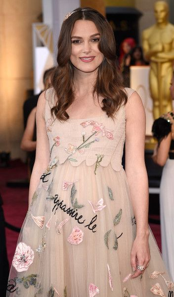 Keira Knightley Photos: Arrivals at the 87th Annual Academy Awards — Part 3