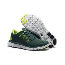 Kaufen Nike Free 5.0+ Dunkelgrün Grün Frauen Schuhgeschäft | Nike Free 5.0+ Schuhgeschäft Billig | Beste Nike Free Schuhgeschäft | schuhekaufenshop.com