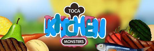 16 Toca Kitchen Monsters Ideas Kids App Monster App