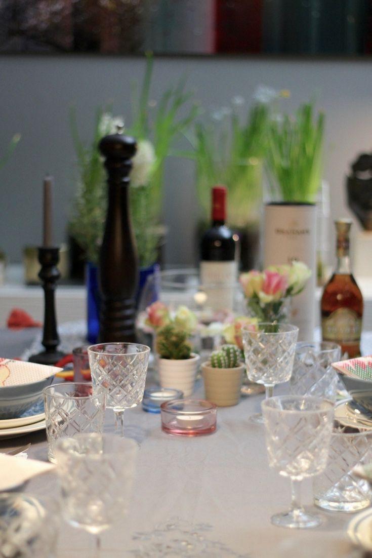 Wohnblog Ideen Fur Eine Tischdeko Fur Einen Abend Mit Freunden