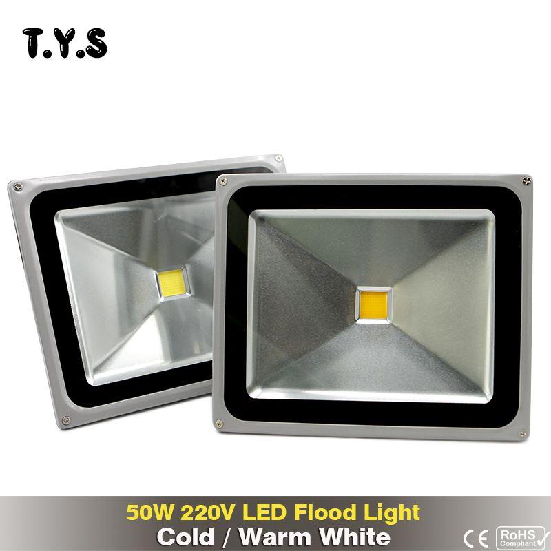 50w 220v Waterproof Ip65 Led Floodlight