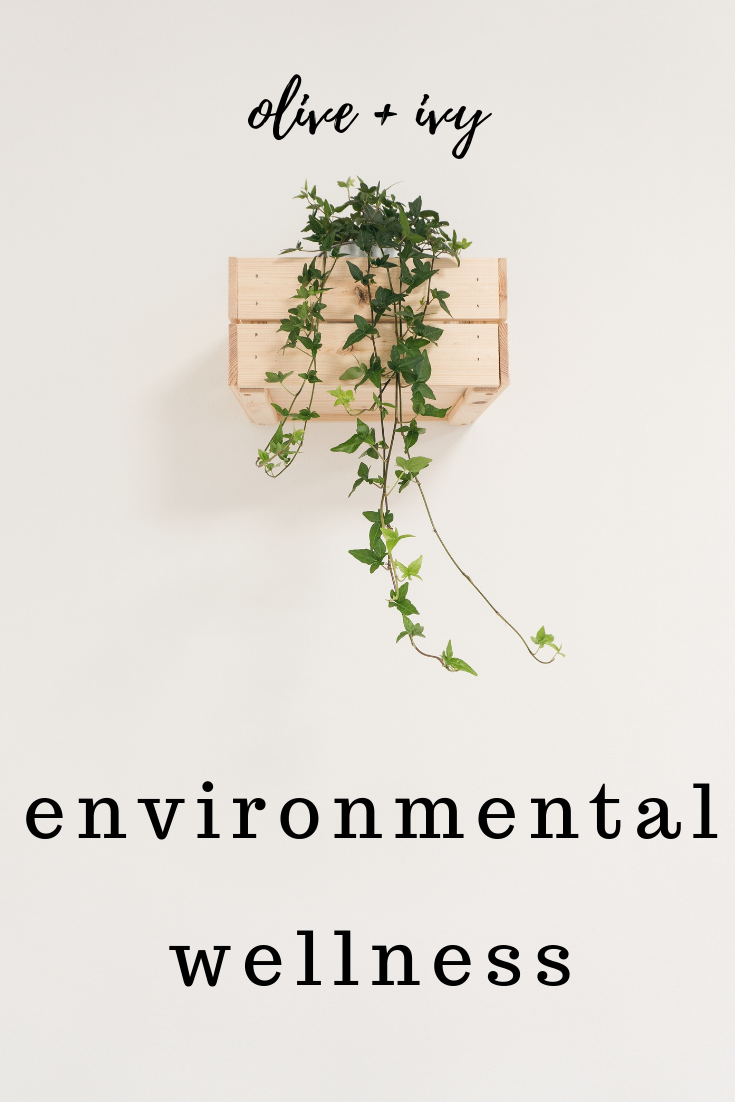 dimensions of wellness environmental (With images