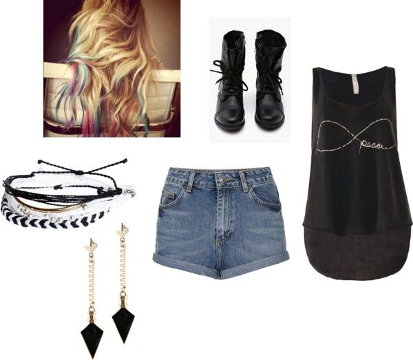 """""""Young, Wild, and Free!"""" by emmmmmmas3 on Polyvore"""