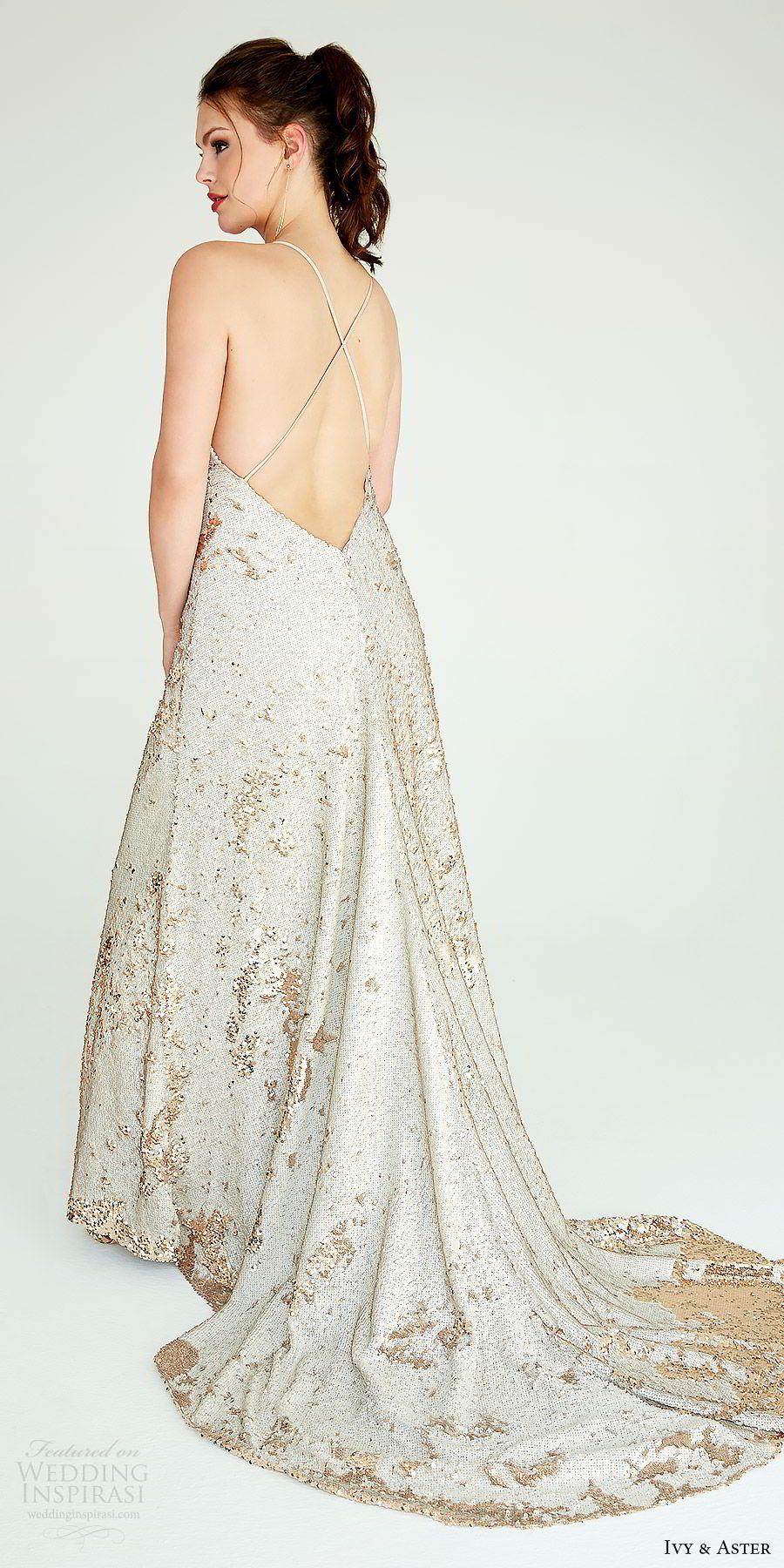 Ivy Aster Spring 2019 Wedding Dresses Ixa Revolution Bridal Collection Wedding Inspirasi Wedding Dresses Dresses Ivy And Aster [ 1800 x 900 Pixel ]