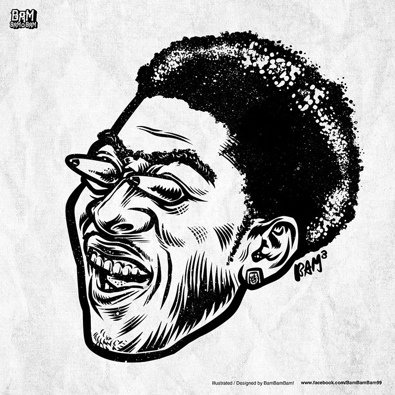 Nba Portraits Noir And Blanc Updating On Behance In 2020 Tattoo Graphic Noir Basketball Art